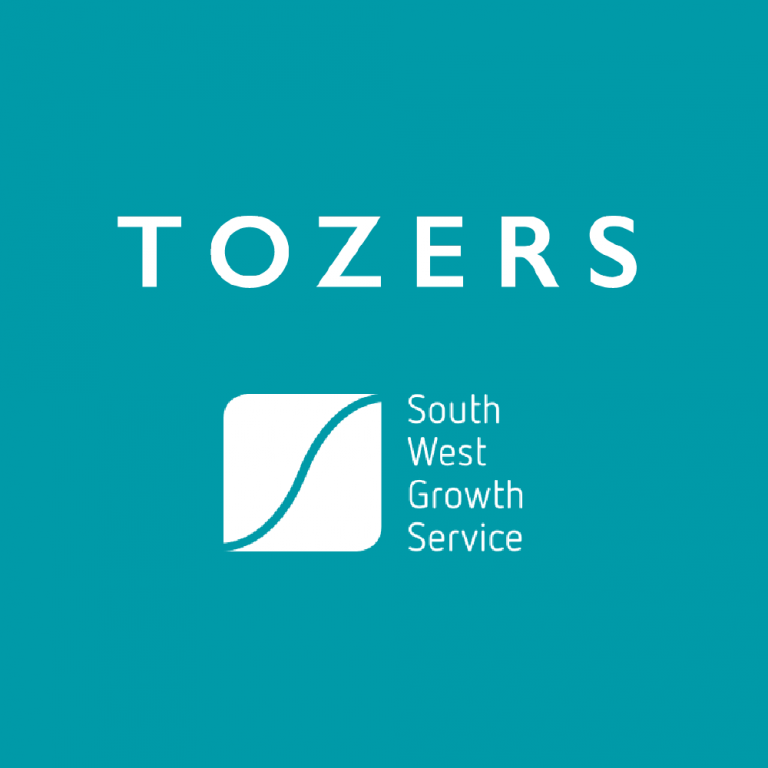 Tozers start new partnership with high impact business supporter South West Growth Service