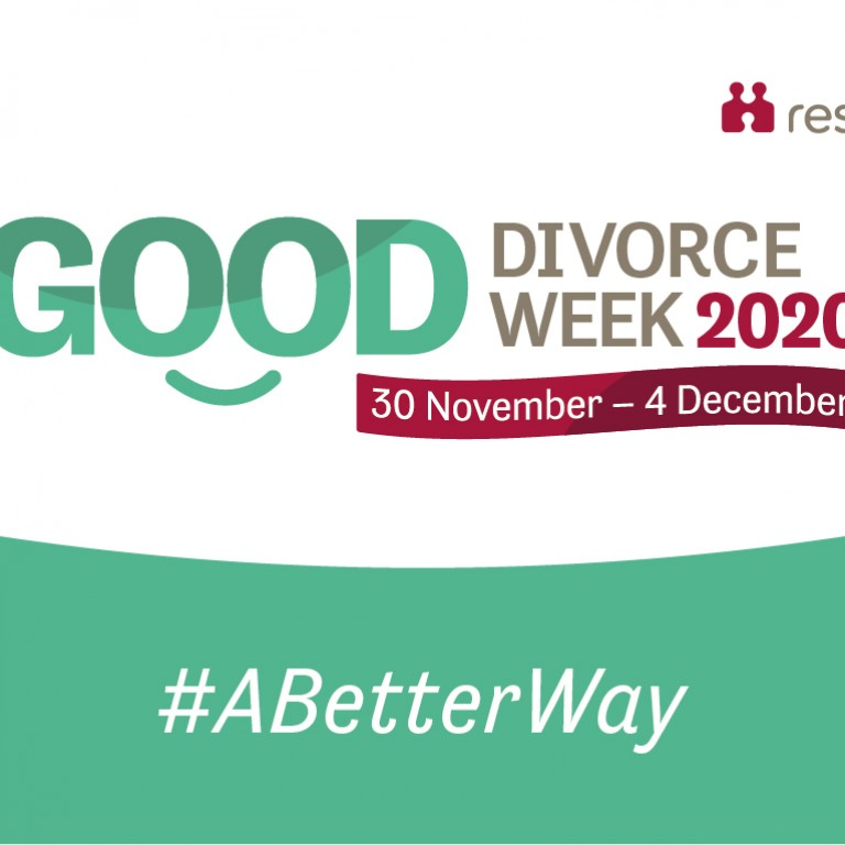 Tozers help support Good Divorce Week 2020