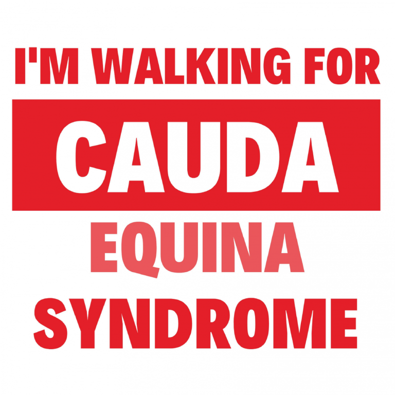 1 Million Steps for Cauda Equina Syndrome