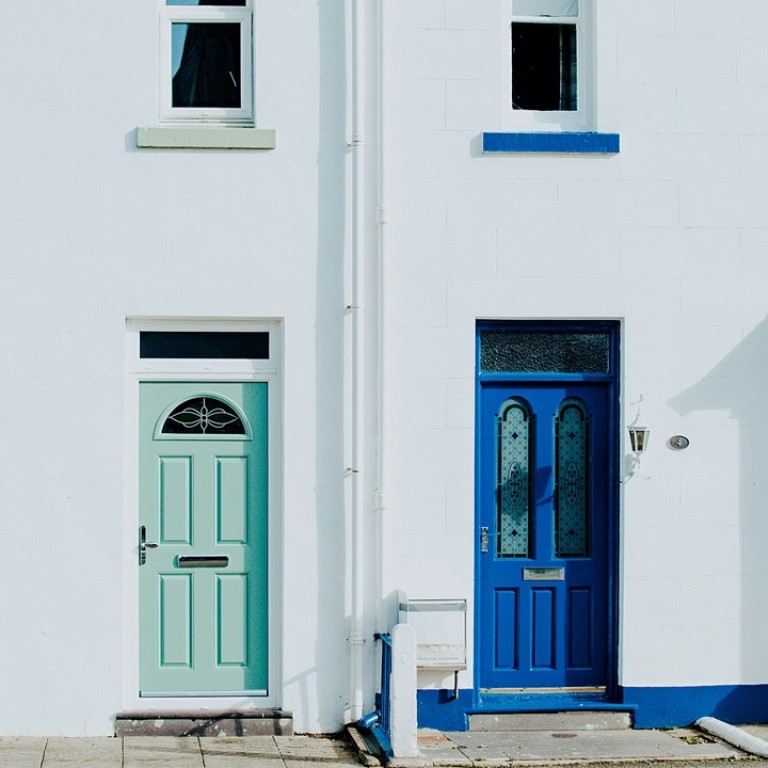 What happens to joint property when cohabitation ends?