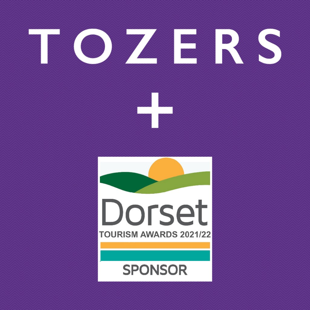 Tozers LLP support Dorset Tourism Awards