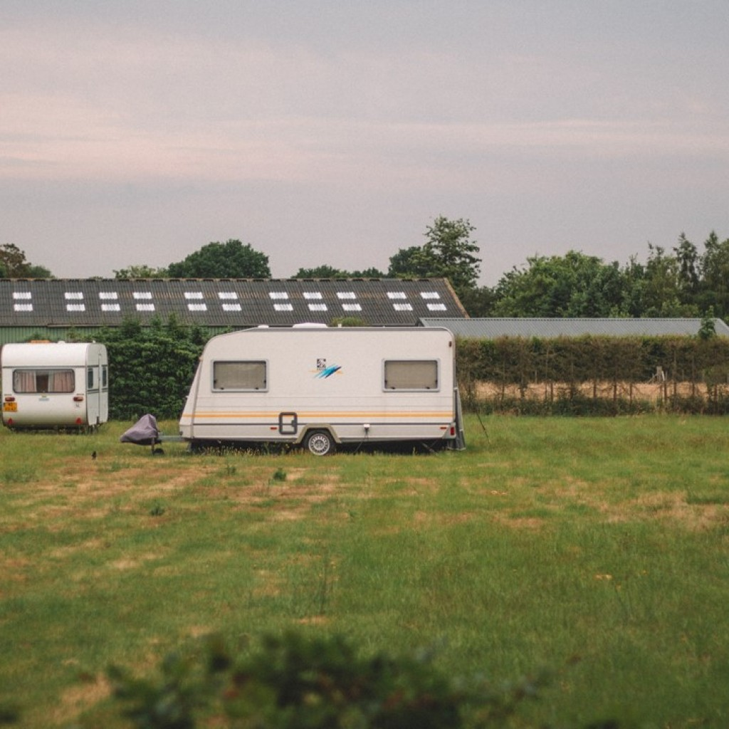 How can you deal with illegal or unauthorised encampments?