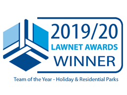 Lawnet 2019/20 Team of the Year - Holiday and Residential Parks
